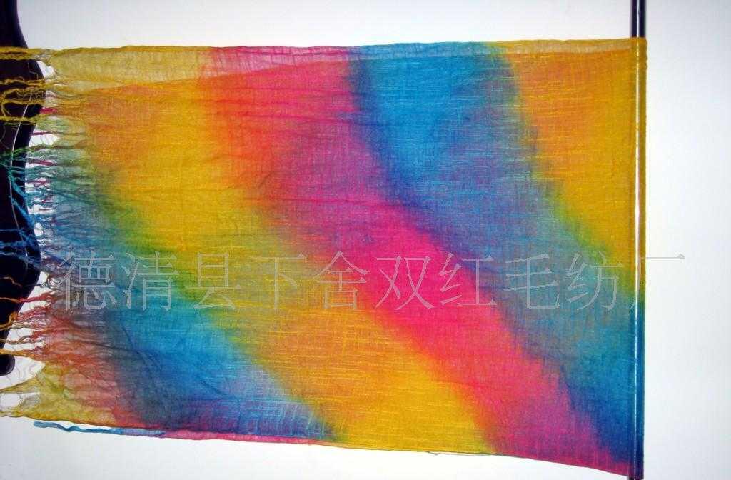 供应人造棉围巾(图)多种花色 可订购