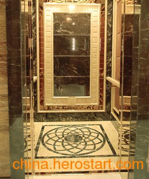 供应电梯拼花地板大理石拼花马赛克