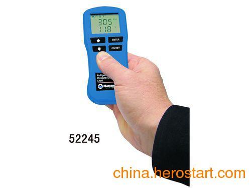 供应【测温仪】电子压强/温度表