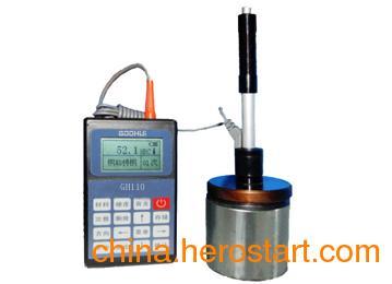 供应GH110一体便携式硬度计,阜阳里氏硬度计