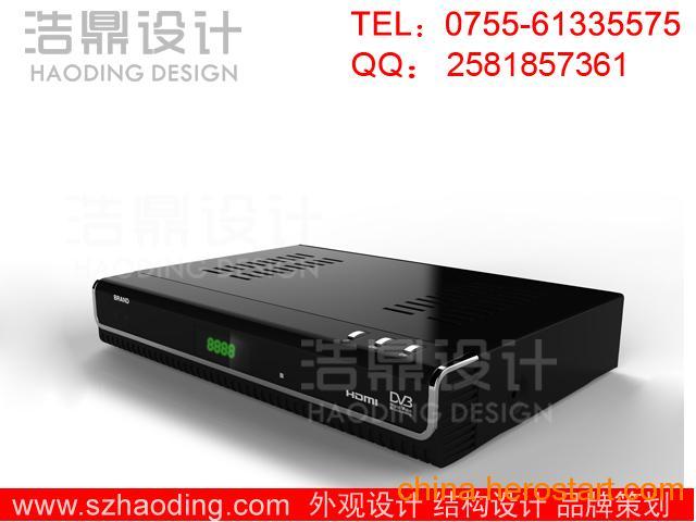 供应深圳智能高清电视盒设计,android安卓智能电视盒 TV BOX