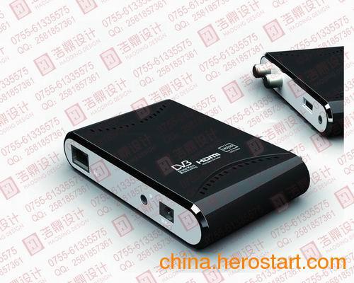 供应深圳专业迷你电视盒外观设计,宝安迷你电视盒设计公司,产品设计