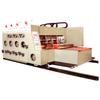 供应高速水墨瓦楞纸板印刷分压切角开槽机