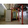 【专业涂装设备】烟台非标环保喷漆房 烟台高温烘箱