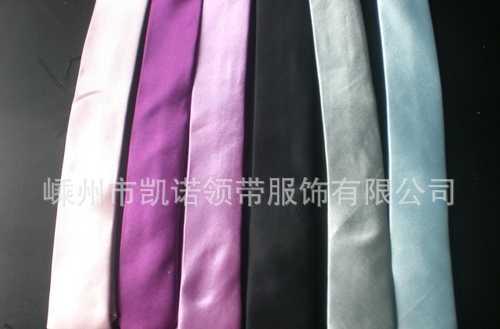 批发供应时尚精品可定制窄领带(图)
