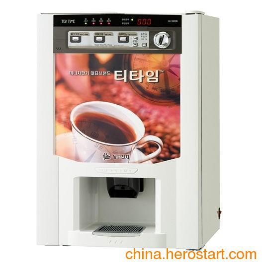 供应投币咖啡机 DG-108FK