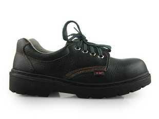 扬沪牌 男女单鞋钢包头防压系带劳保专业电工绝缘鞋 BG12011-2000