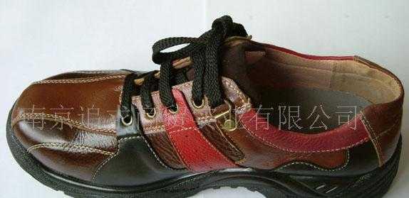 供应真皮钢包头安全鞋