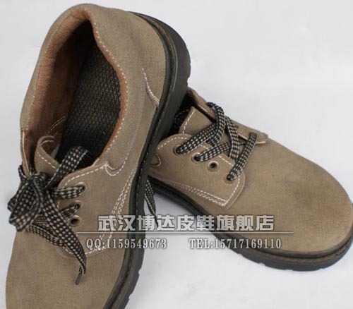 C02劳保鞋/工作鞋/安全鞋/钢包头鞋/防砸鞋/劳保棉鞋