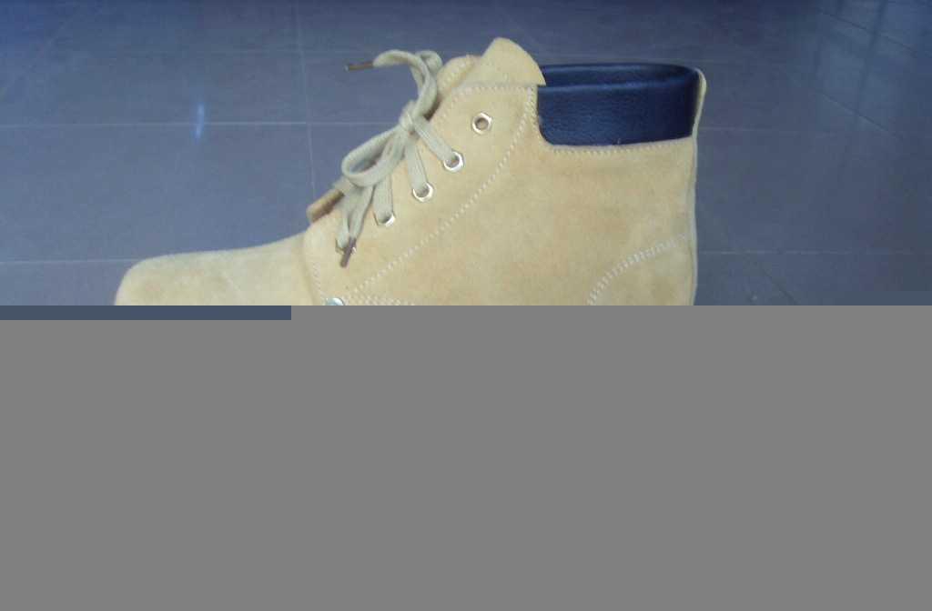 钢包头劳保鞋、工作鞋K202