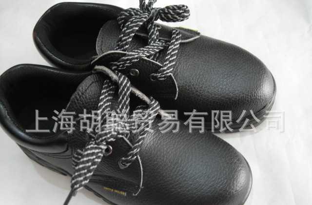 特价优惠现货供应防砸黑皮鞋 黑工作皮鞋 上海钢包头皮鞋防砸鞋