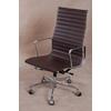 供应CF093伊姆斯真皮高背办公椅、高档办公椅、真皮办公椅