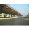 郑州灯笼广告独家代理  金水路 花园路 建设路 中原路广告