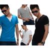 批发假两件短袖T恤男装夏季短袖t恤纯棉休闲短袖t恤供淘宝数据feflaewafe