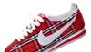 厂家直销新款阿甘格子布潮流鞋阿甘休闲鞋运动鞋跑步鞋板鞋篮球鞋