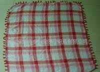 供应方格方巾围巾