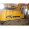 供应绵阳现代R110-7挖掘机维修案例,挖机行走向右跑偏