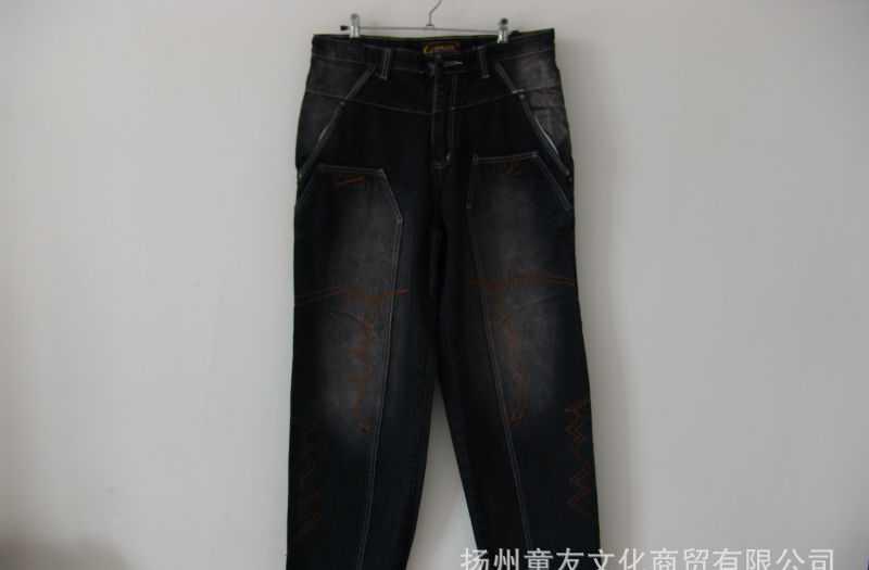 特价 清仓 甩卖 外贸 原单牛仔裤  男款 多款多色 大码