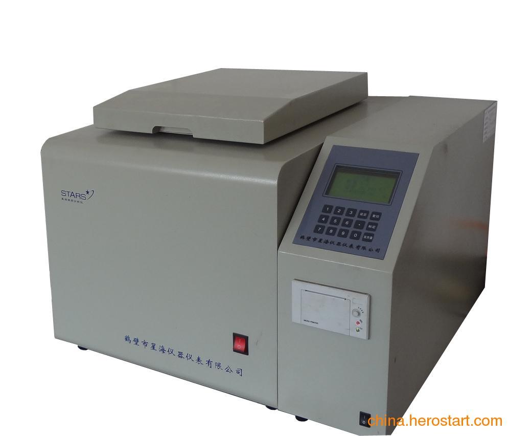 WS-C401自动量热仪简易操作规程
