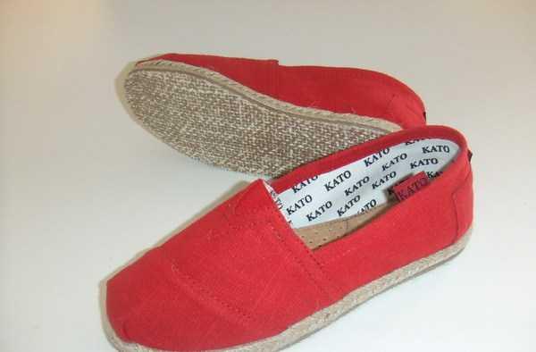 TOMS 麻绳包边鞋 休闲女鞋