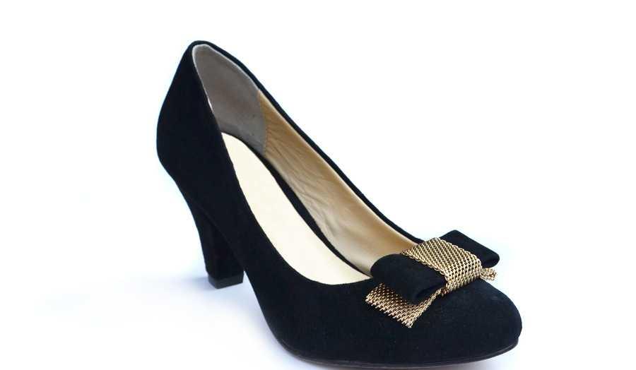 真皮女鞋 高跟鞋 OL通勤正装女鞋单鞋加工批发零售菲拉格莫单鞋