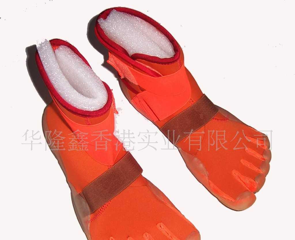 华隆鑫五趾鞋hlx90008冲浪鞋