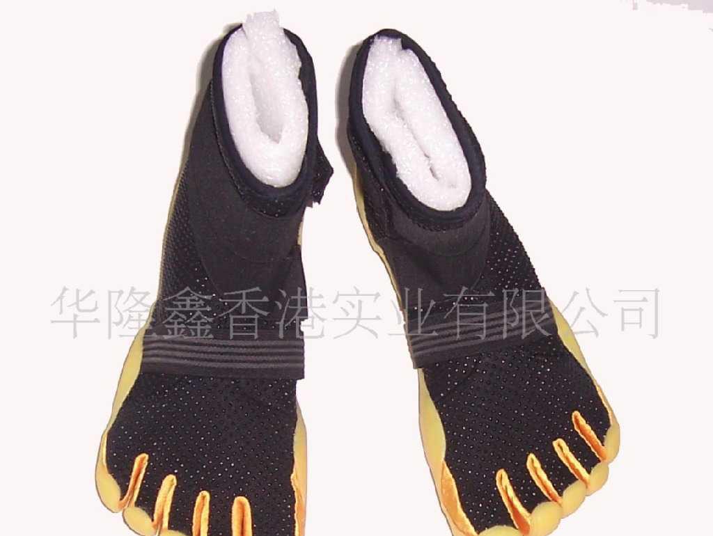 华隆鑫五趾鞋hlx90009冲浪鞋