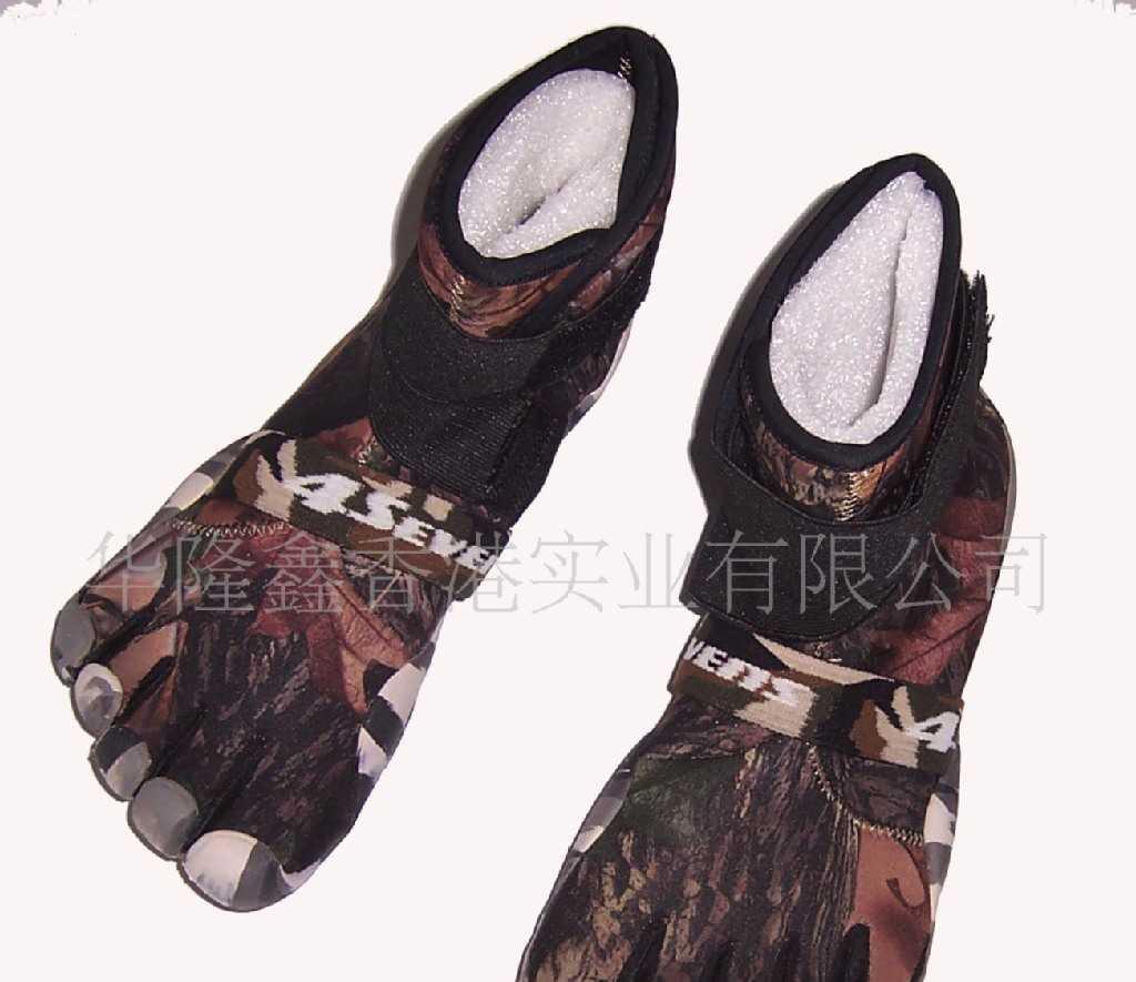 华隆鑫五趾鞋hlx90007