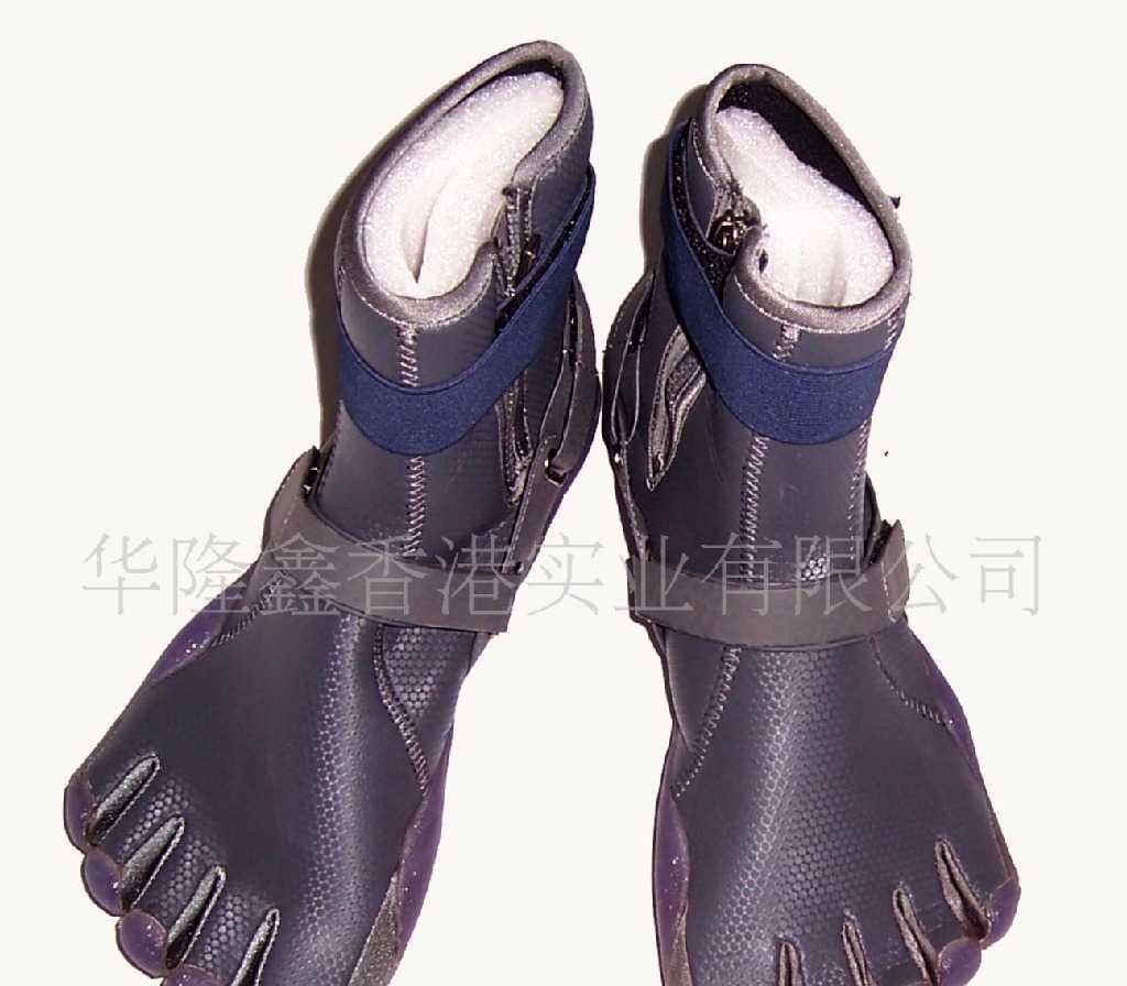 华隆鑫五趾鞋hlx90005