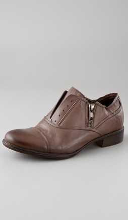 本工厂新款 小牛皮复古牛津鞋 舒适单鞋 订单生产