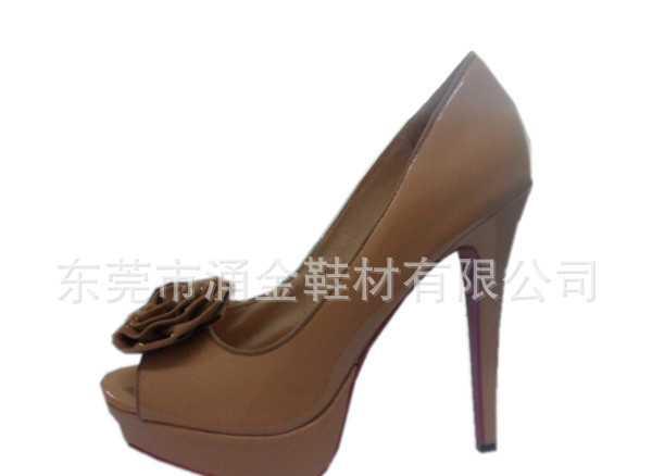 加工提供高档女鞋加工