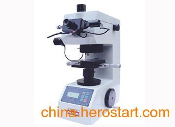 供应数显显微硬度计,HVS-1000数显显微硬度计