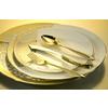 供应高级镀金餐具 镀金西餐刀叉勺报价 镀金不锈钢餐具批发