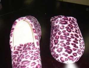LED照明拖鞋