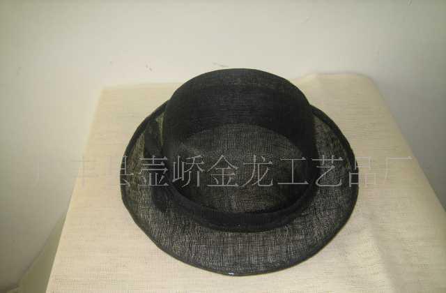 中国麻布产地特供帽子,麻帽,礼帽,菲律宾麻帽