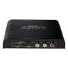 供应S端子转HDMI,AV-HDMI,AV转HDMI转换器