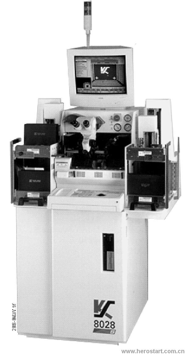 K&S二手金丝球焊线机
