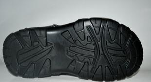CAMEL 真皮男装凉鞋 沙滩鞋 有按摩功能休闲男托鞋