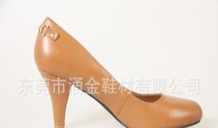 2012新款上市流行时尚商务体闲高档真皮防臭高跟女鞋
