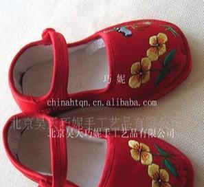 供应手工制作童鞋TX-020