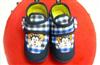 软底宝宝鞋。【15-20】格子棉料。穿着舒服。透气。更适合学步