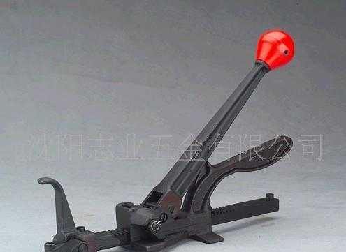 生产销售铁皮手动打包机16-32型