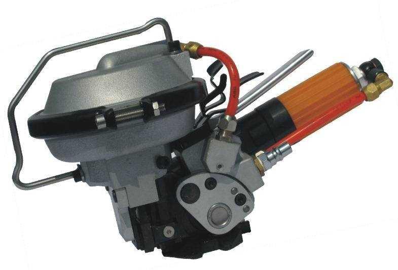 低价直销 多种钢带气动打包机(图)