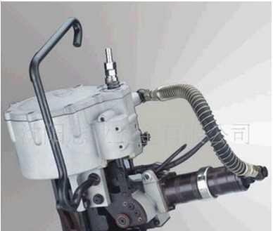 热销推荐高效率气动打包机捆扎机