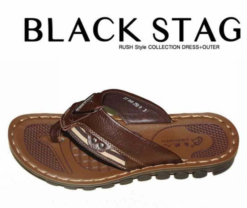 男士凉鞋真皮人字拖鞋夹趾日韩品质拖凉鞋夏季