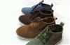 [厂家直销]供应男款纯色真皮制作时尚休闲皮鞋