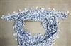 大量批发支持混批印花蝴蝶几何可包头时尚小灯笼花边三角巾围巾