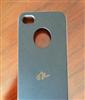 厂家直销涂层工艺耐热抗摔IPHONE4手机保护套