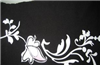 防滑手套硅胶印字(高档手袋硅胶印字,环保硅胶印字涂层)