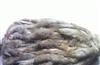 斯迈尔皮草公司批发正品兔毛球围巾四排球条子兔毛球围脖